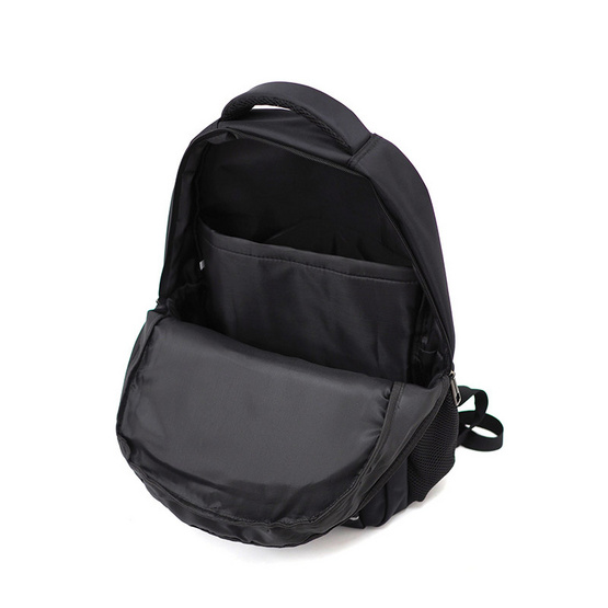HQ LUGGAGE กระเป๋าเป้ โน้ตบุ๊ค Sky-bow รุ่น 11142 (สีดำ)