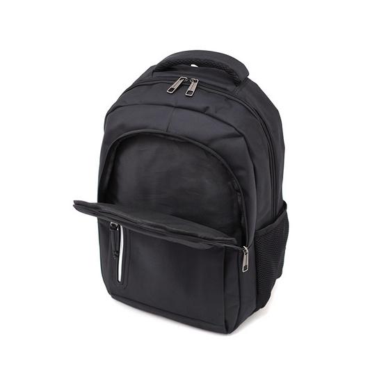 HQ LUGGAGE กระเป๋าเป้ โน้ตบุ๊ค Sky-bow รุ่น 11143 (สีดำ)