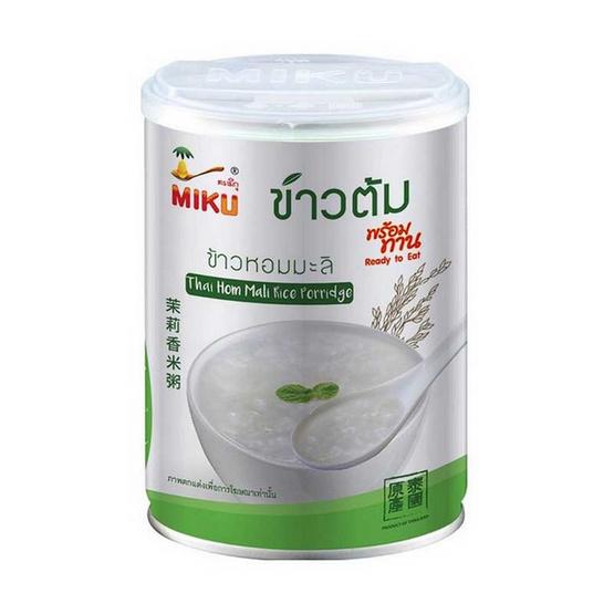 มิกุ ข้าวต้ม ข้าวหอมมะลิ 260 กรัม (ยกลัง 24 ชิ้น)