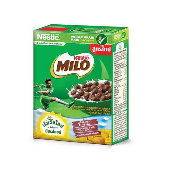 ไมโล อาหารเช้าซีเรียล 170 กรัม