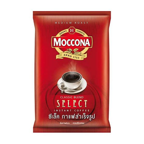 มอคโคน่า ซีเล็คถุง 45 กรัม แพ็ก 4 ชิ้น