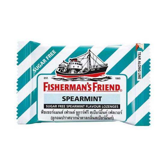 ฟิชเชอร์แมนส์เฟรนด์สเปียร์มิ้นท์ 25 กรัม