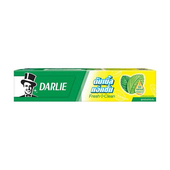 ดาร์ลี่ ยาสีฟัน ดับเบิ้ลแอคชั่น 150 กรัม (แพ็ก 6 ชิ้น)