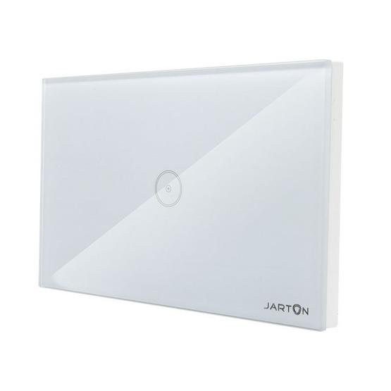 Jarton สวิตช์ไฟสัมผัส และ สามารถควบคุมผ่าน Smart Phone 1 ช่อง