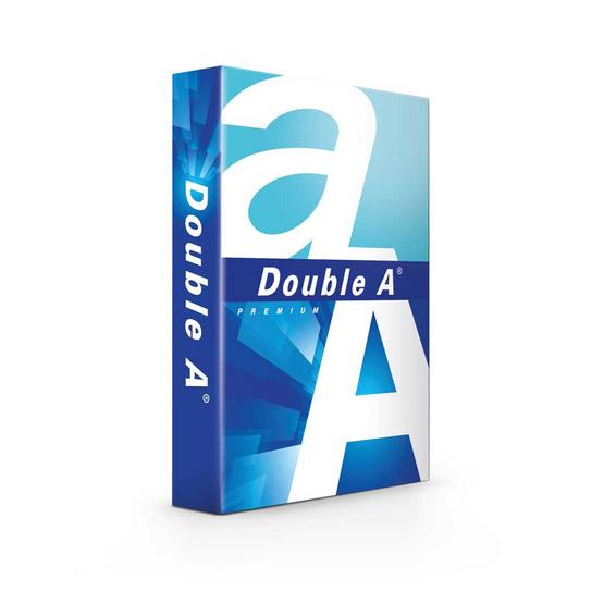Double A กระดาษถ่ายเอกสาร B4 80แกรม 500แผ่น (1 รีม)