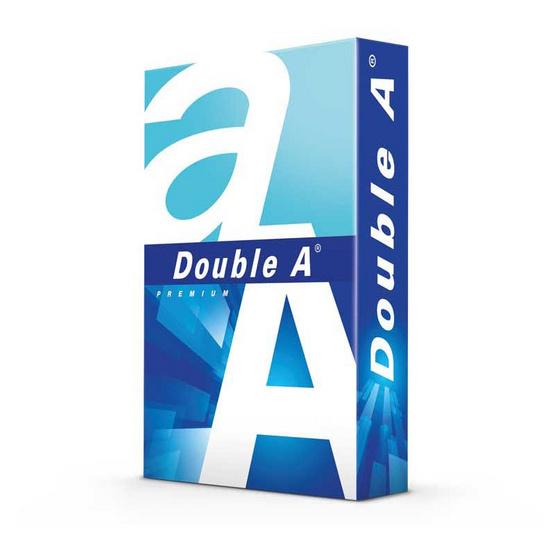 Double A กระดาษถ่ายเอกสาร B5 80แกรม 500แผ่น (1 รีม)