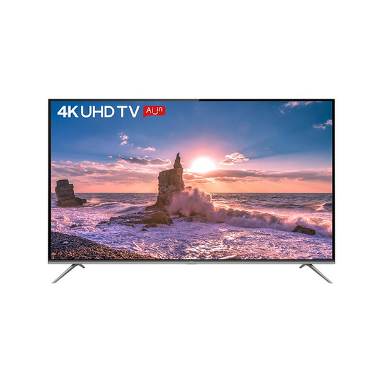 TCL UHD TV รุ่น 55P8 (4K, LED, Android) 55 นิ้ว DIGITAL TV
