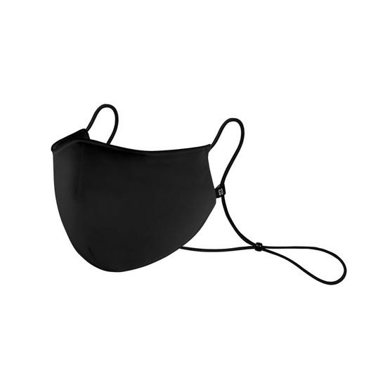 GQ หน้ากากผ้ากันน้ำ สีดำ