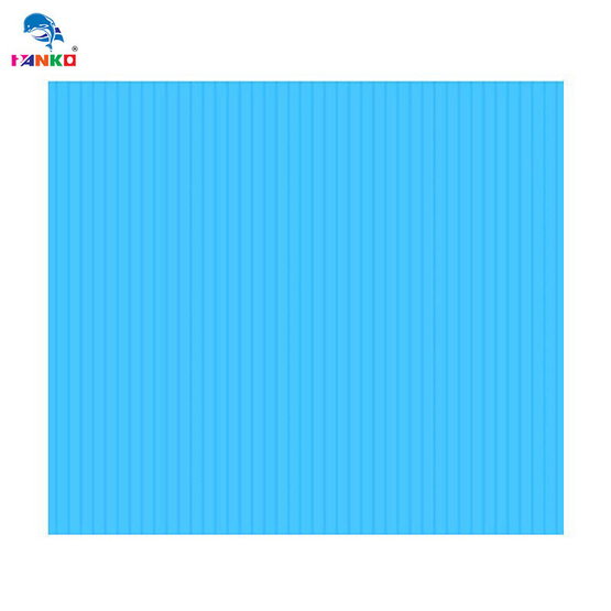 PANKO แผ่นฟิวเจอร์บอร์ด 65x49 ซม. หนา 2 มม. สีฟ้าอ่อน (แพ็ค3แผ่น)