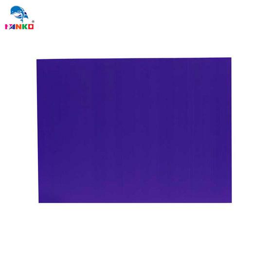 PANKO แผ่นฟิวเจอร์บอร์ด 65x49 ซม. หนา 2 มม. สีม่วง (แพ็ค3แผ่น)
