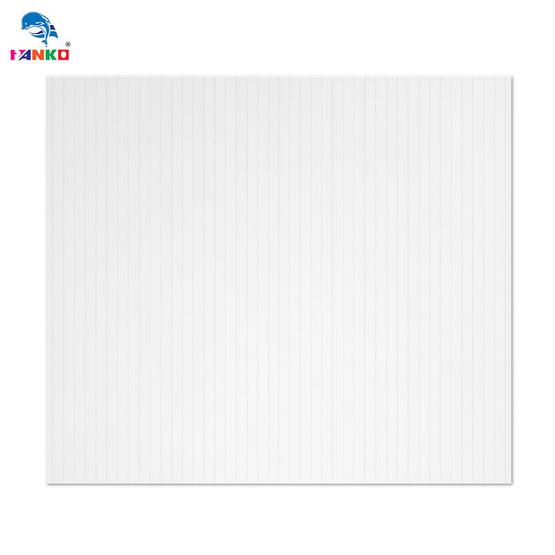 PANKO แผ่นฟิวเจอร์บอร์ด 65x80 ซม. หนา 3 มม. สีขาว (แพ็ค2แผ่น)
