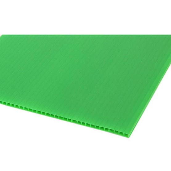 PANKO แผ่นฟิวเจอร์บอร์ด 65x80 ซม. หนา 3 มม. สีเขียวอ่อน (แพ็ค2แผ่น)