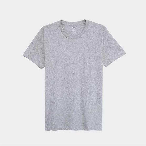 KOO'S เสื้อยืดคอกลมแขนสั้นท๊อปดายอ่อน