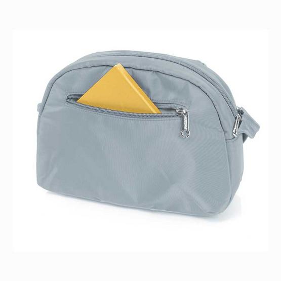 AMERICAN TOURISTER กระเป๋าสะพายข้าง รุ่น ALIZEE IV Cross Bag สี GREY