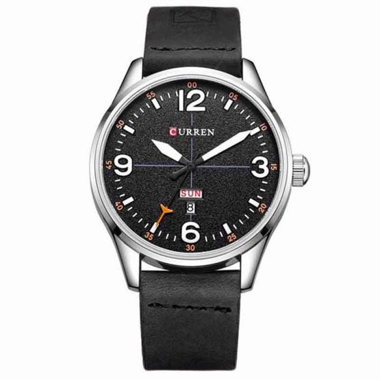 Curren นาฬิกาข้อมือ รุ่น C8265-SI/BK
