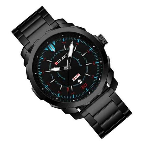 Curren นาฬิกาข้อมือ รุ่น C8266-BK/GR