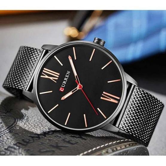 Curren นาฬิกาข้อมือ รุ่น C8238-BB-Black