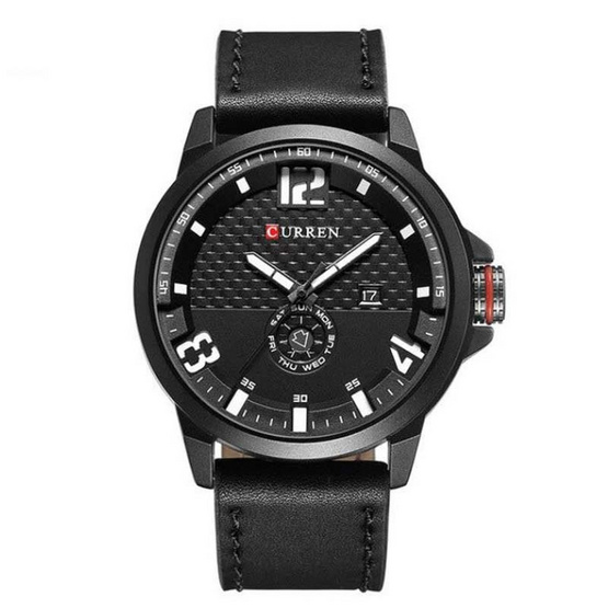 Curren นาฬิกาข้อมือ รุ่น C8253-BK