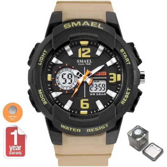 Smael นาฬิกา รุ่น SM1643-KK