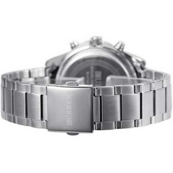 Curren นาฬิกาข้อมือ รุ่น C8184-SI/YE