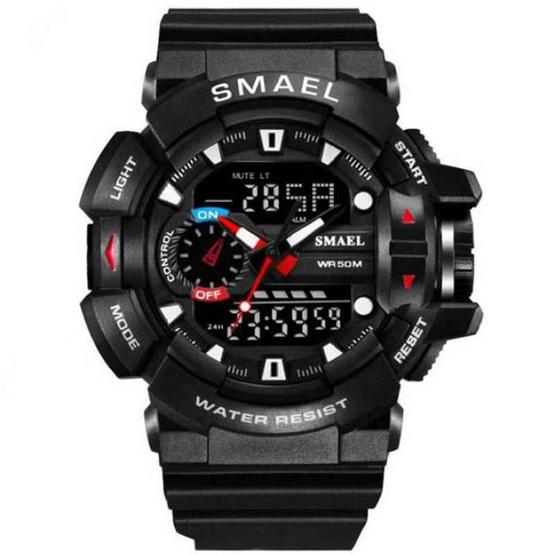 Smael นาฬิกา รุ่น SM1436-BK2