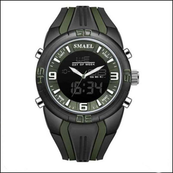 Smael นาฬิกา รุ่น SM1057-ARM/GR
