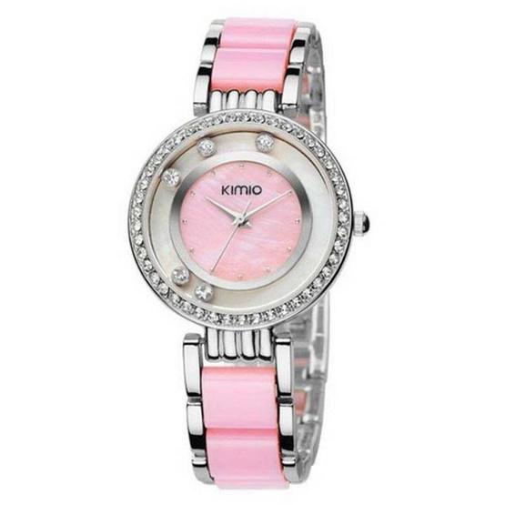Kimio นาฬิกาผู้หญิง รุ่น K485-P/S