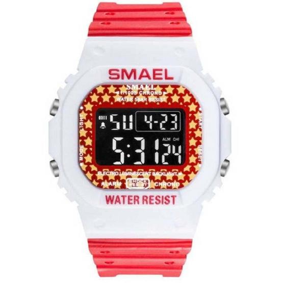 SMAEL ผู้ชาย รุ่น SM1801แดง