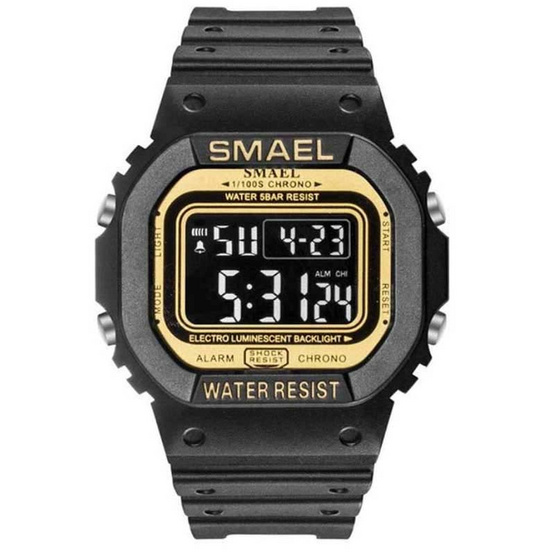 SMAEL ผู้ชาย รุ่น SM1801ทอง