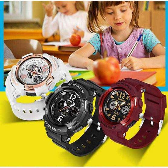 SANDAWATCH นาฬิกาข้อมือ SW757โรสโกลด์
