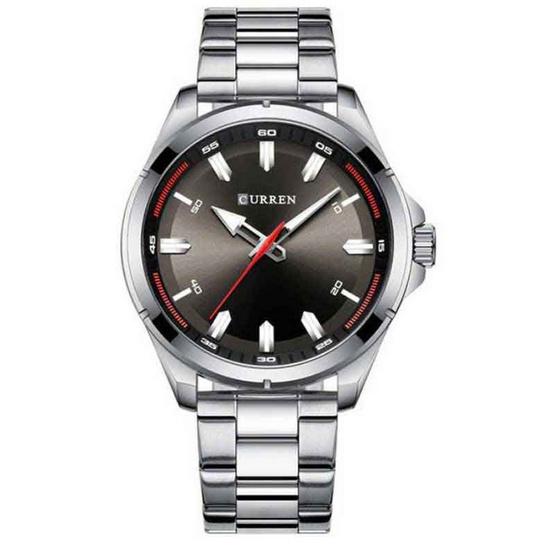 Curren นาฬิกาข้อมือ C8320เงิน