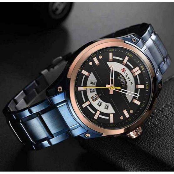 Curren นาฬิกาข้อมือ C8319น้ำเงิน