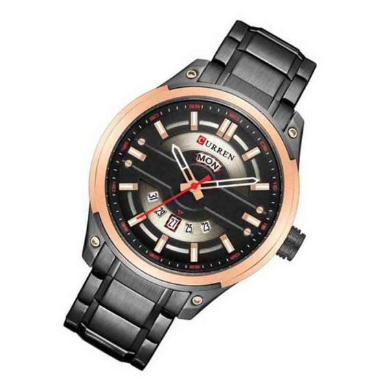 Curren นาฬิกาข้อมือ C8319ดำ