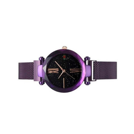 GOGOEY นาฬิกาผู้หญิง GO-F811172ม่วง