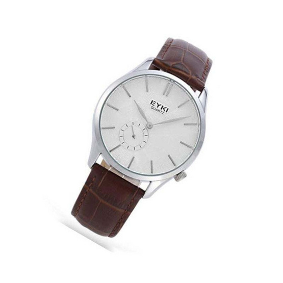 EYKI นาฬิกาข้อมือ รุ่น E1063น้ำตาล