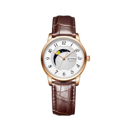 EYKI นาฬิกาข้อมือ รุ่น E1060น้ำตาล