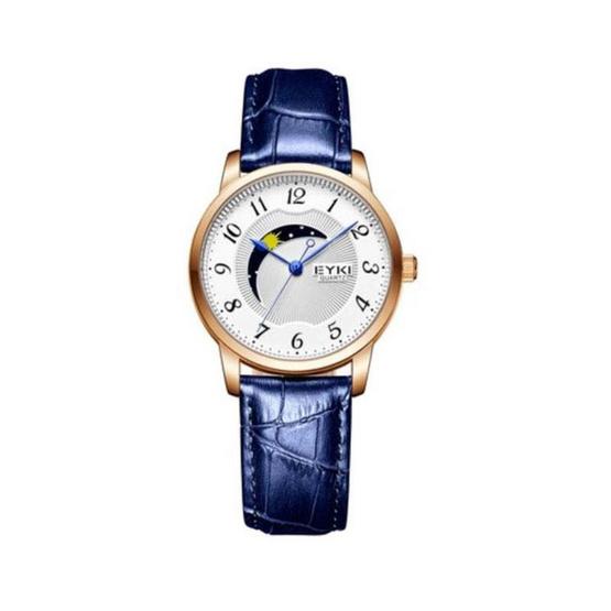 EYKI นาฬิกาข้อมือ รุ่น E1060น้ำเงิน