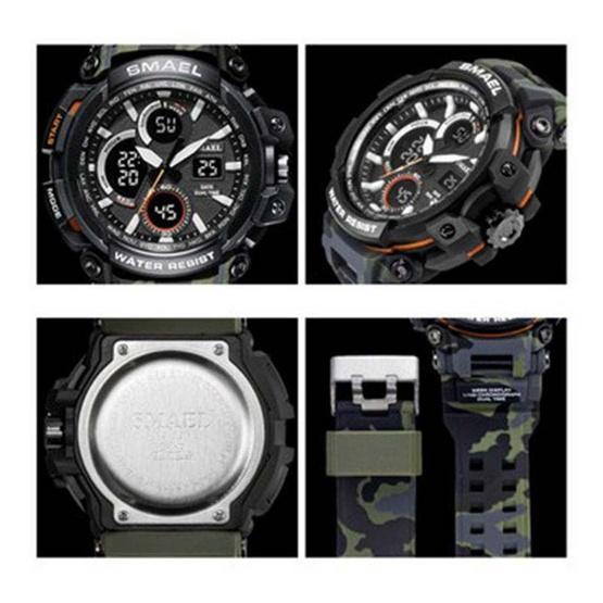 Smael นาฬิกาข้อมือ รุ่น SM1708A