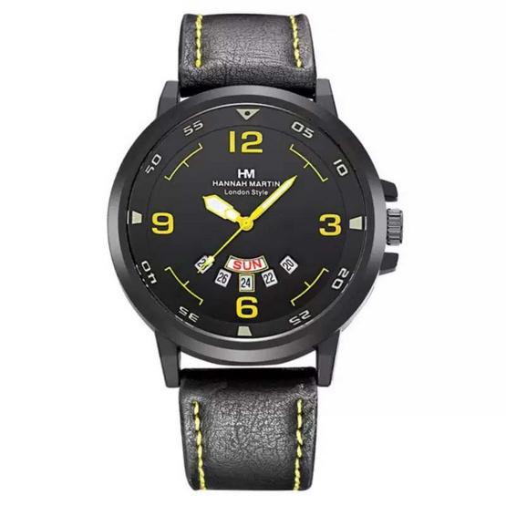 HANNAH MARTIN นาฬิกาข้อมือผู้ชาย รุ่น HM1602