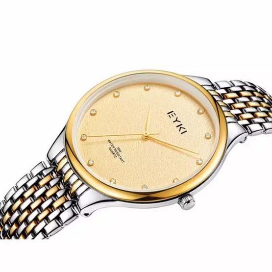 EYKI นาฬิกาข้อมือคู่รัก แพคคู่ รุ่น E2015