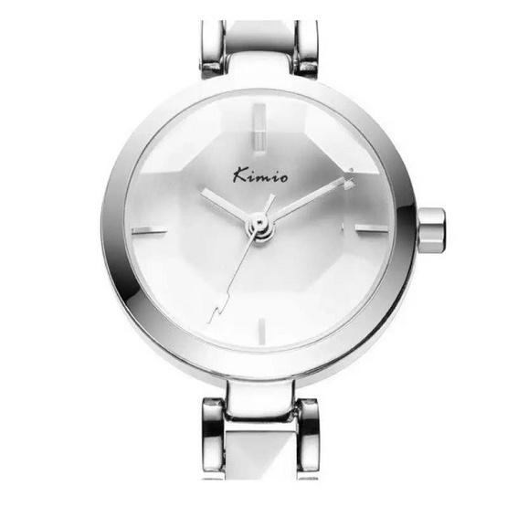 Kimio นาฬิกาข้อมือผู้หญิง สาย Alloy รุ่น KW6120