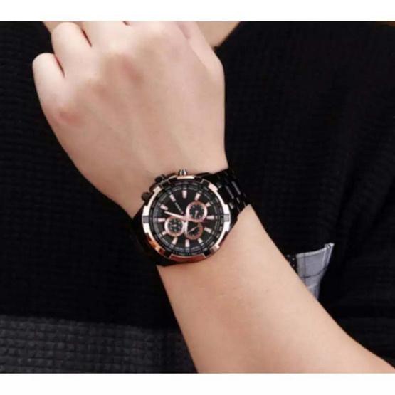 Curren นาฬิกาข้อมือผู้ชาย สายสแตนเลส รุ่น C8023