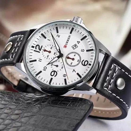 Curren นาฬิกาข้อมือผู้ชาย รุ่น C8164