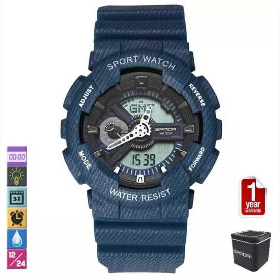 SANDAWATCH นาฬิกาข้อมือผู้ชาย รุ่น SW299