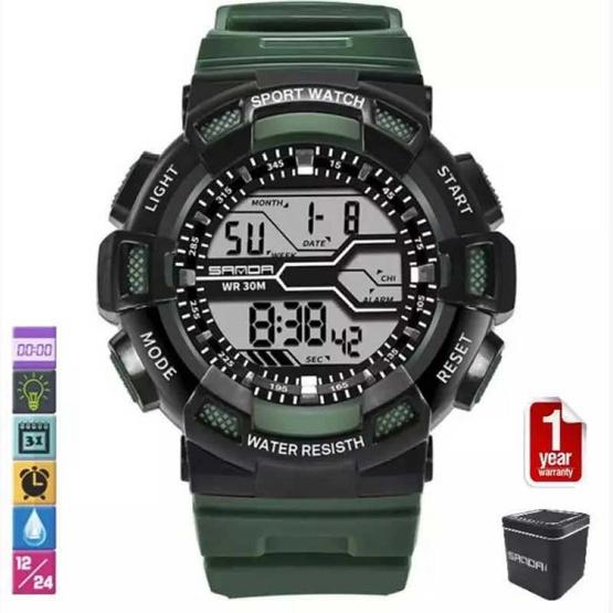 SANDAWATCH นาฬิกาข้อมือผู้ชาย รุ่น SW378