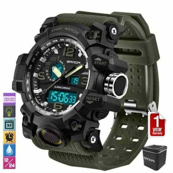 SANDAWATCH นาฬิกาข้อมือผู้ชาย รุ่น SW742