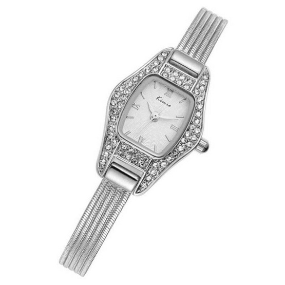 Kimio นาฬิกาข้อมือ  รุ่น KW539 Silver