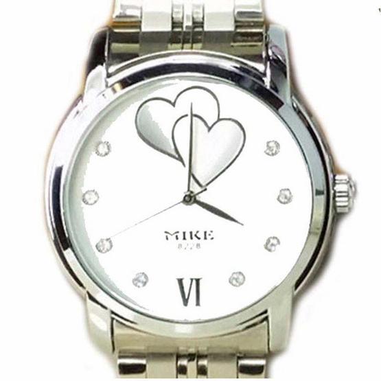 MIKE นาฬิกาผู้ชาย ลายหัวใจ รุ่น M-8228