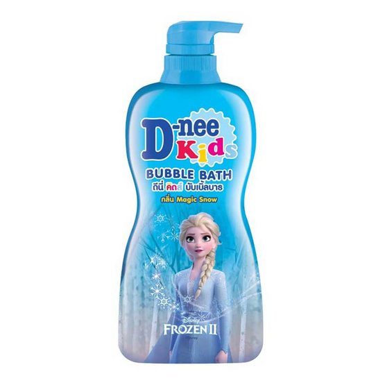 ดีนี่คิดส์ครีมอาบน้ำโฟรเซ่นบับเบิ้ล ฟ้าขวดปั้ม 400 มล.
