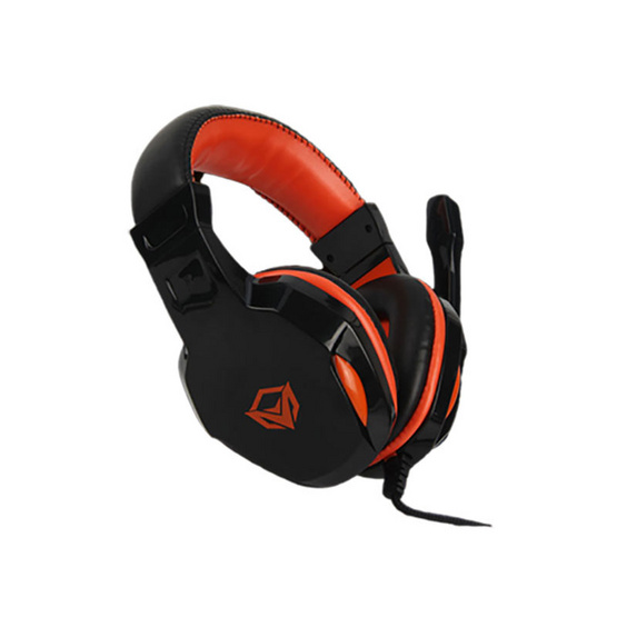 Meetion หูฟังเกม Scalable Noise-canceling Stereo Leather Wired Gaming Headset HP010